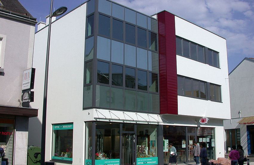 Büro - Shopping Center Oberpullendorf